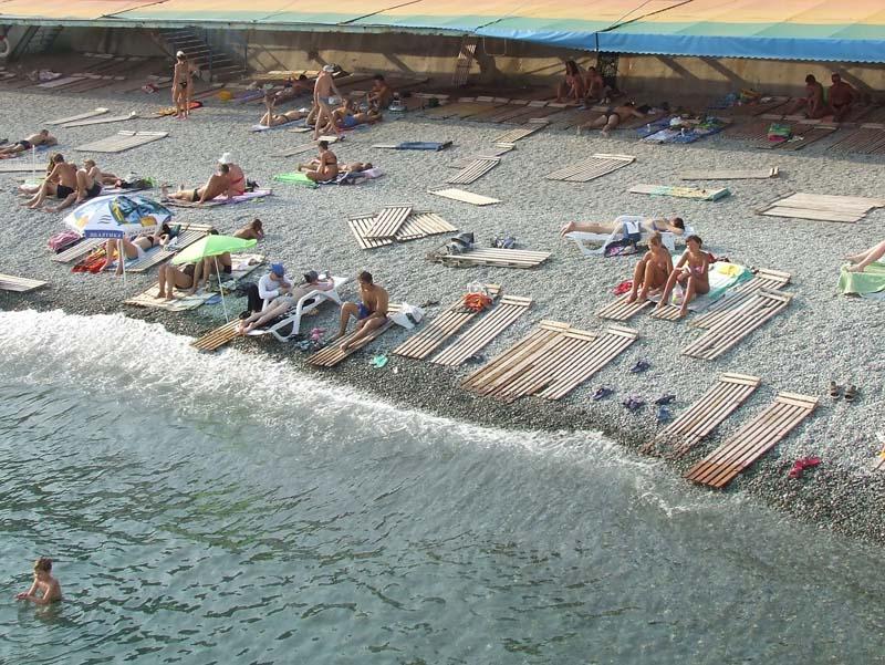Крым парковое пляжи 29