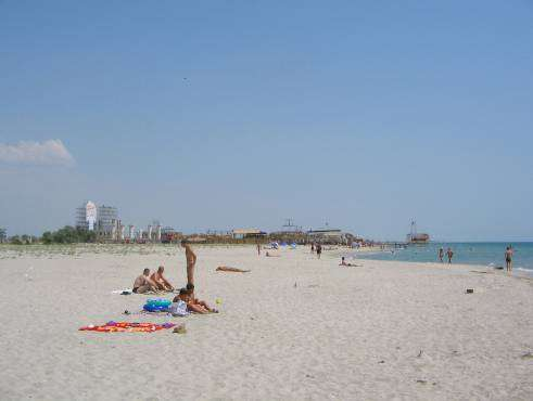 Деревня поповка пляжа 67