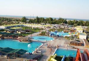 Банановая республика , аквапарк в Прибрежном