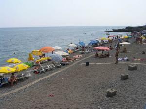 Пляж Солнечногорский